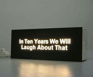 quotes, laugh, and years image