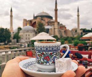 coffee, istanbul, and nice image