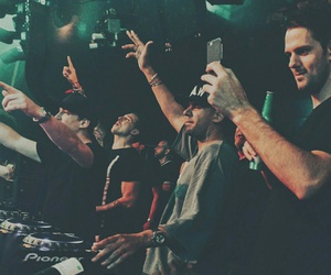 calvin harris, music, and party image