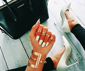 accessories, beautiful, and chic image