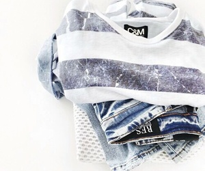 blue, indie, and clothes image