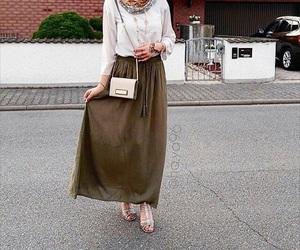 hijab, hijab style, and hijâbi image