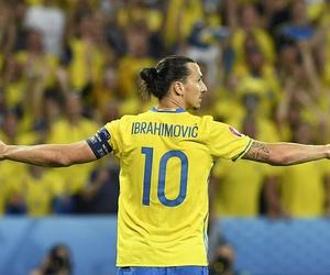 football, sweden, and zlatan ibrahimovic image