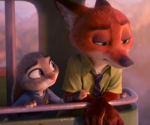 zootopia, disney, and nick wilde image