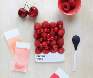 pantone, red, and cherry image