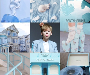 aesthetic, blue, and colors image