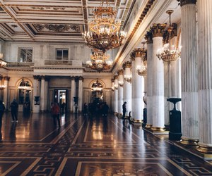 architecture, luxury, and interior image