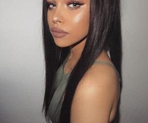 black, selfie, and girls image