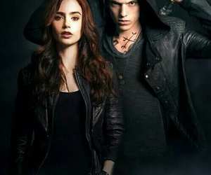 clary fray, the mortal instruments, and lily collins image
