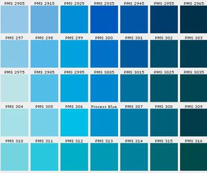 angry, blue, and colors image