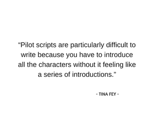 quote, Tina Fey, and tv image