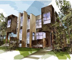 architectue, arquitectura, and facade image