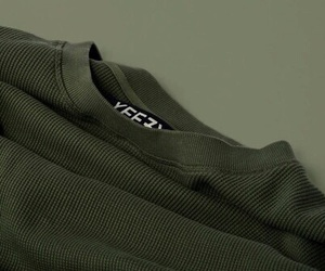 green, yeezy, and theme image