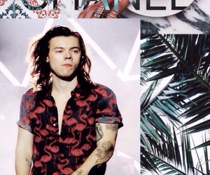 chanel, wallpaper, and Harry Styles image