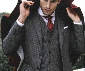 sexy, suit, and Hot image