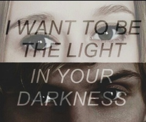 american horror story, light, and quote image