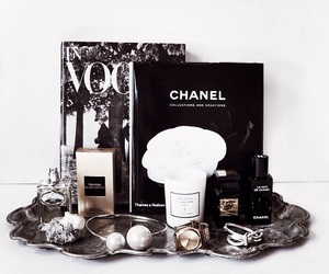chanel, vogue, and style image