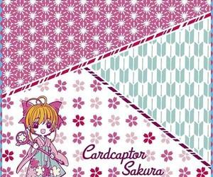 card, sakura, and captor image