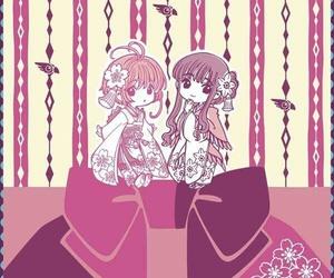 card, chibi, and kawaii image