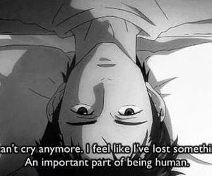 anime, quote, and parasyte image