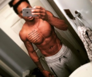 trey songz and tremaine neverson image
