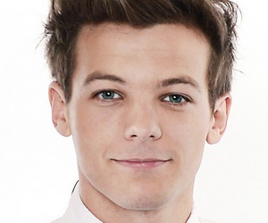 louis, louistomlinson, and onedirection image