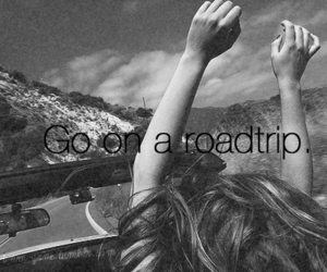 go, on, and Road Trip image