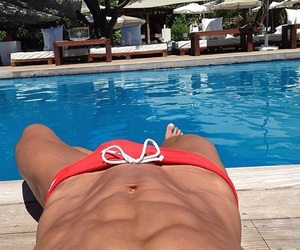 abs, beautiful, and boyfriend image