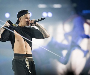 justin bieber, Hot, and tattoo image