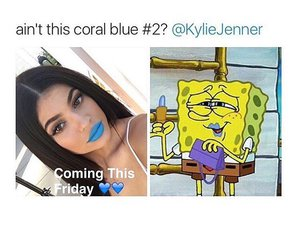 funny, lol, and kylie jenner image