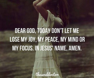god, joy, and amen image