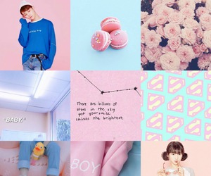 kpop, moodboard, and Seventeen image