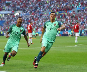 cristiano ronaldo, nani, and portugal image