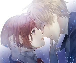 anime, dance with devils, and couple image