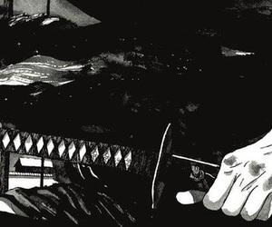 katana and samurai image