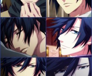 hot anime boy, uta no prince-sama, and utapri image