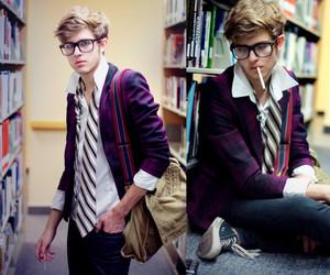 boy, fashion, and adam gallagher image