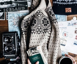 travel, coffee, and photography image