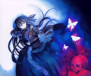 pandora hearts, alice, and anime image