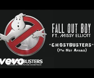 fall out boy, pete wentz, and Ghostbusters image