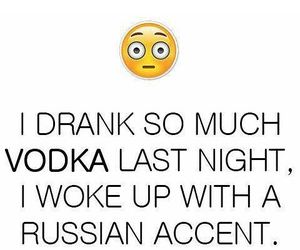 accent, drunk, and quote image