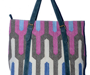 etsy, hippie purse, and special occasion bag image