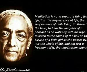 ego, enlightenment, and meditation image