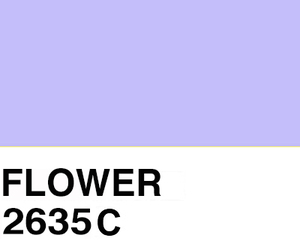colors, flower, and pantone image