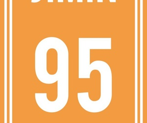 orange, wallpaper, and jimin image
