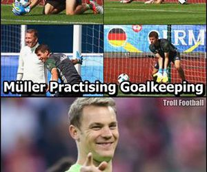deutsch, football, and german image