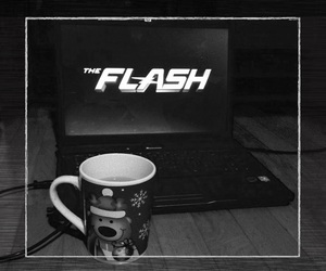 computer, fandom, and flash image