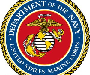 history, official seal, and u.s. marines image