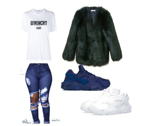 fashion, Givenchy, and huarache image
