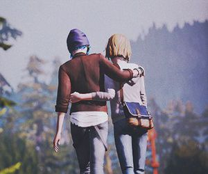 friendship, videogame, and chloe price image